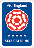 VisitEngland 5 Star Self Catering Accommodation