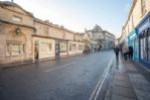 Pulteney bridge on your doorstep is lined with shops and cafes