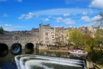 Pulteney bridge and Argyle Riverview flat