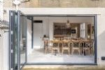 Large bi-folding doors for those sunny days