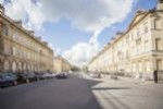 Majestic Great Pulteney st.  Your route from the property to town center