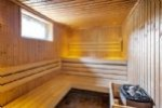 Shared use of the sauna